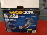 Workzone jigsaw *tools, diy, Dewalt, Milwaukee, Bosch, makita*
