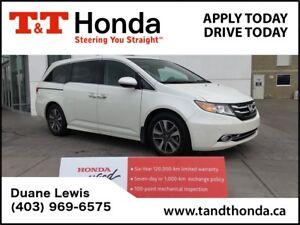 2016 Honda Odyssey Touring* Rear Camera, RES, Bluetooth *