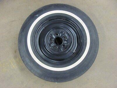 RARE Original 1965 65 Corvette Spare Tire & Wheel US Royal NON DOT Tire & Rim