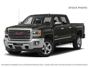 2018 GMC SIERRA 2500HD * SLT Crew Cab 4x4 * Sunroof * Navigation