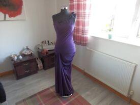 lady evening dress