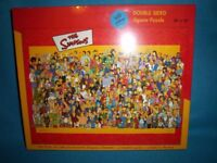 New Simpsons Double Sided 550 Piece Jigsaw Puzzle IP1