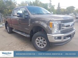 LEVELED 2017 Ford Super Duty F-250 XLT Crew Cab 160""