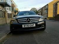 Mercedes c200 cdi blue effeciency