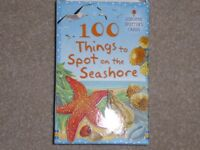Osborne Spotter Cards - 100 Things to spot on the Seashore