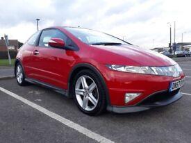 Honda Civic TYPE S GT i-CTDI