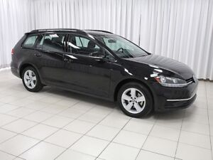 2018 Volkswagen Golf SPORTWAGEN 4MOTION AWD TURBO w/ BACKUP CAME