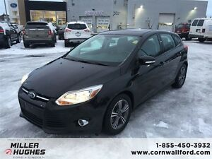 2014 Ford Focus SE, Certified Pre-Owned