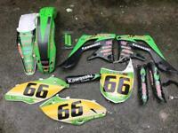 Kxf 450 2013 plastics