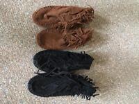 ASOS Pixie boots