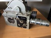 Pathe Camera Owned by late sir John geilgood