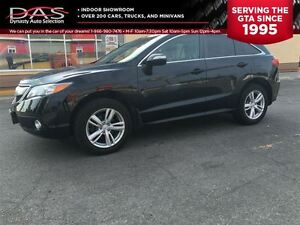 2014 Acura RDX TECHNOLOGY NAVIGATION/LEATHER/SUNROOF