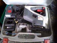 Battery jigsaw