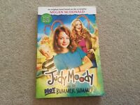 Judy Moody and the NOT Bummer Summer by Megan McDonald ..... great Childs book