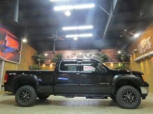 2012 GMC SIERRA 2500HD ** LEATHER / POWER TONNEAU / SHARP DURAMA