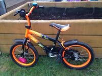 For sale - Great condition boys bike