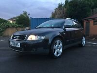 Audi A4 Avant TDi SE 130 2003 - Well used and loved family second car - comprehensive history!