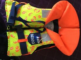 Besto toddler lifejacket
