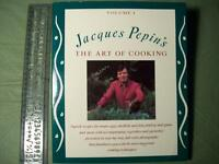 The Art of Cooking-Jacques Pépin's Table-Cooking with Claudine