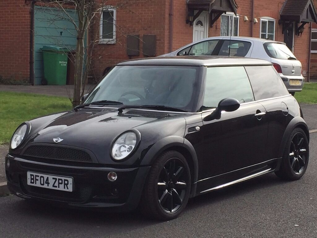 Mini Cooper 16i Low Mileage 74k Long MOT Subtle Mods