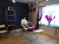 Beauty Room for RENT in a busy hair salon,