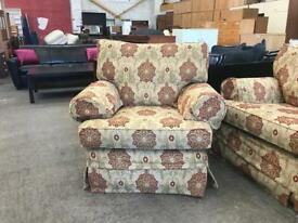 Multi York two seater and armchair