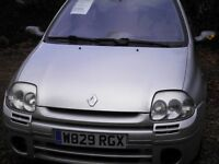 renault clio 172 rs sport phase 1.
