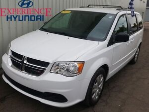 2016 Dodge Grand Caravan SE/SXT LOW KM V6 | FACTORY WARRANTY | E