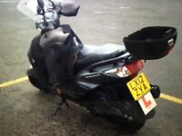 for sale ///// 2012 yamaha 125cc scooter
