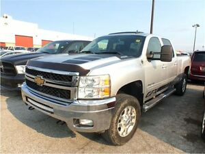 2011 Chevrolet SILVERADO 2500HD LTZ**LEATHER**SUNROOF**REMOTE ST
