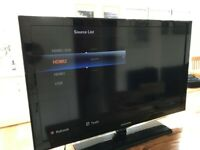 Samsung 40 inch TV HDMI FREEVIEW CAN DELIVER