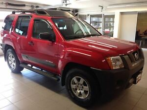 2008 Nissan Xterra OFF ROAD/ LOW KMS/LOCAL TRADE!!