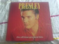 Elvis Presley greatest hits double Vinyl Lp fab condition