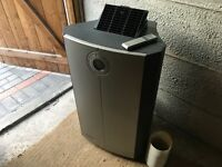 Amcor PLM12KE-410 Portable Air Conditioner/Dehumidifier/Fan/ Hose Remote Control,