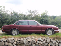 1996, RED, JAGUAR XJ EXECUTIVE, AUTOMATIC, MOT'D TILL MARCH 2018,RELIABLE RUNNER,BARGAIN LOW PRICE