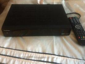 Goodmans recordable freeview box