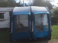 Royal Wessex 260 Air Awning