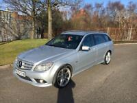 2009/09 Mercedes-Benz C220✅2.2 CDI✅SPORT AUTO✅ESTATE✅FULL LEATHER