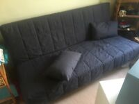 Ikea Sofa Bed. 200x150cm £85 share transport from Bristol BS7.