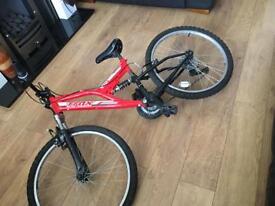 Trax TFS 24 inch Bike