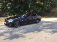 BMW 320d M convertible