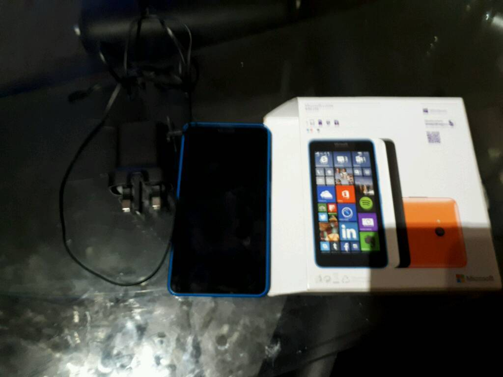 Microsoft Lumia 640lte on eein Norwich, NorfolkGumtree - Microsoft Lumia 640lte on ee in blue all reset and ready for new owner to set up only selling as upgraded collection from coltishall