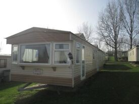 Cosalt Devon 37x12 2001 £13,995 2017 Site Fees Included
