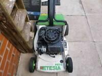 Petrol 4 stroke powered mower