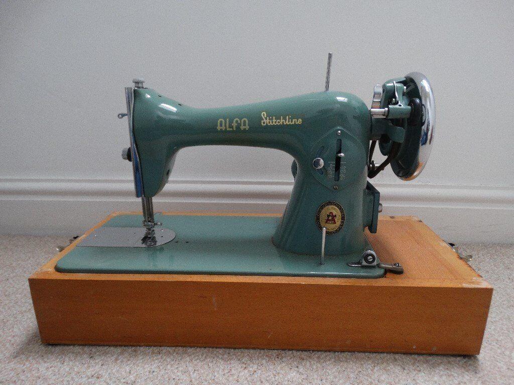 Alfa Stitchline Sewing Machine In Whinmoor West Yorkshire Gumtree
