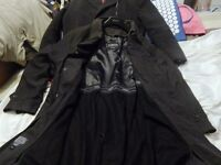 Mens Overcoat/Winter Coat - Size XL