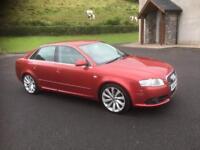 07 Audi A4 1.9 TDI SLINE