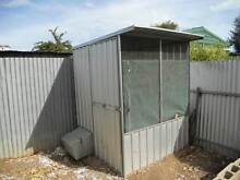 Galvanised Chicken Coup Kilburn Port Adelaide Area Preview