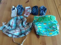 FREE bundle of summer accessories boy 1-1.5 yo