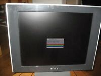 Sony SMD-HS73 17in LCD monitor good working order and condition.
